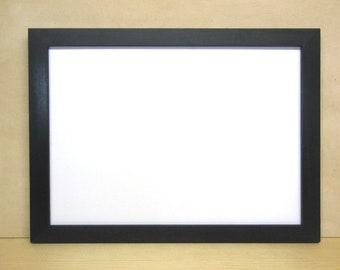 11x14 Frame, Black Frame, 11x14 Picture Frame, Photo Frame, Picture Frame,  11x14 Art Frame, Black Wood Frame, 11x14 Wood Frame, 14x11 Frame