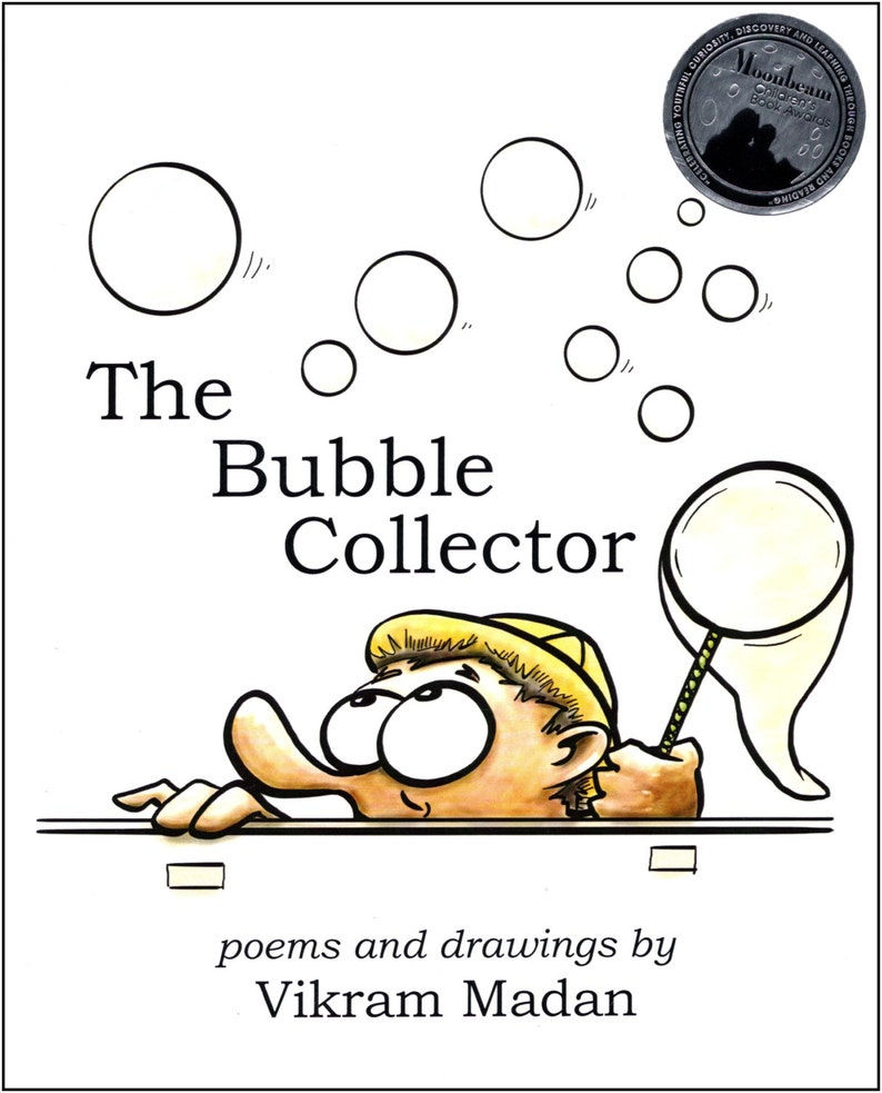 Hilarious Award-Winning Poetry Book: 'The Bubble image 0