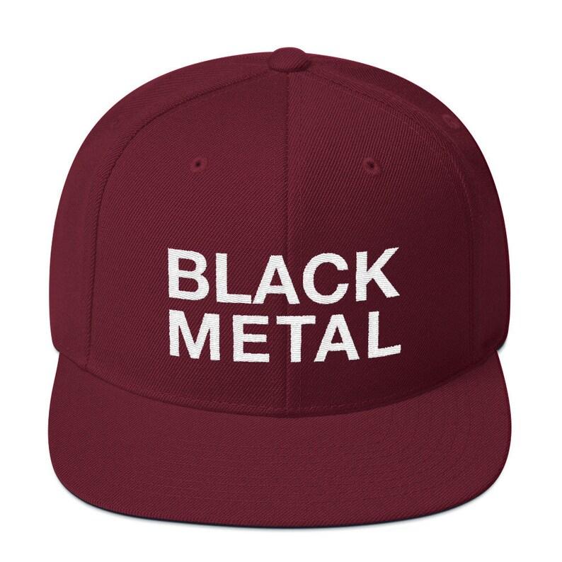 Black metal suku puoli