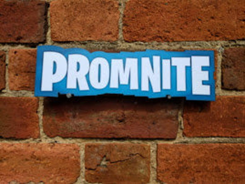 PROMNITE Prom photo sign photo booth prop 017-108 High quality long lasting  professional prop for prom nights