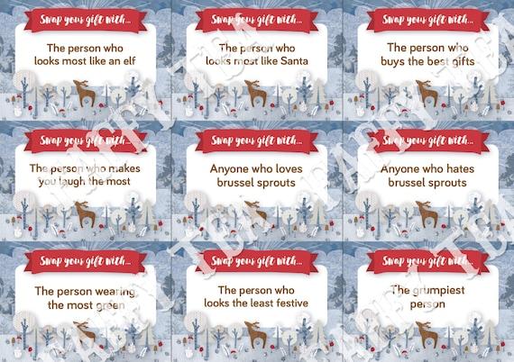 Yankee christmas gift exchange rules