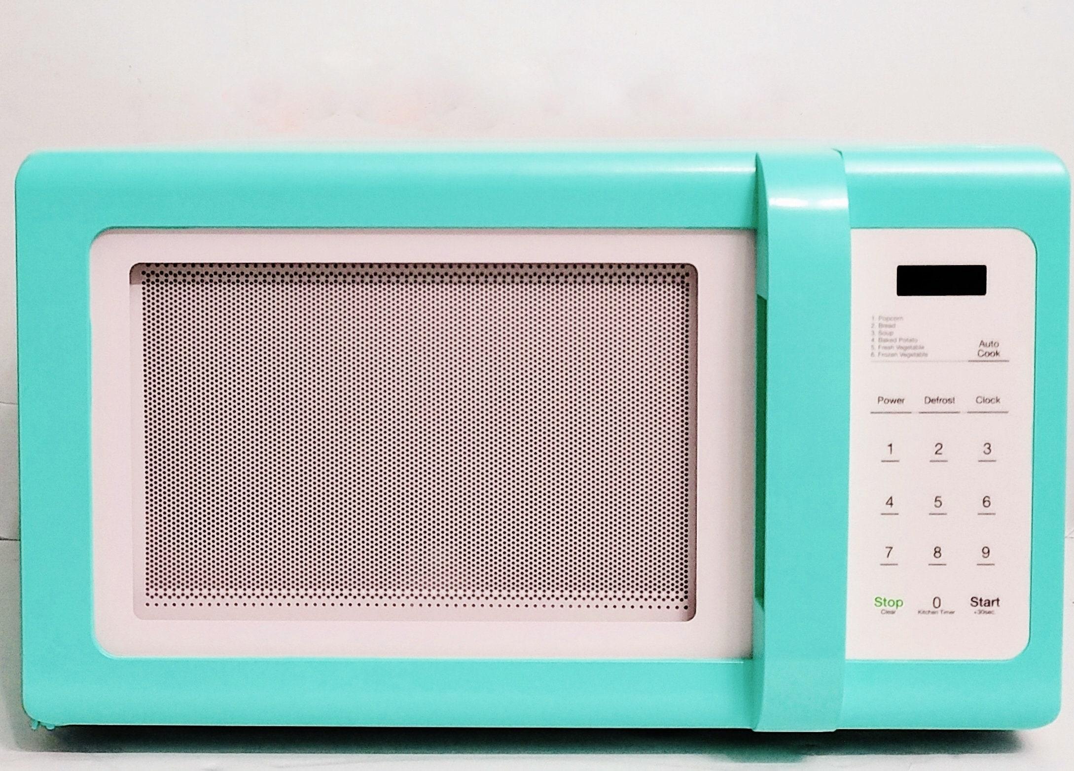 Turquoise Magic Chef Microwave Turquiose 900 Watt Microwave Etsy