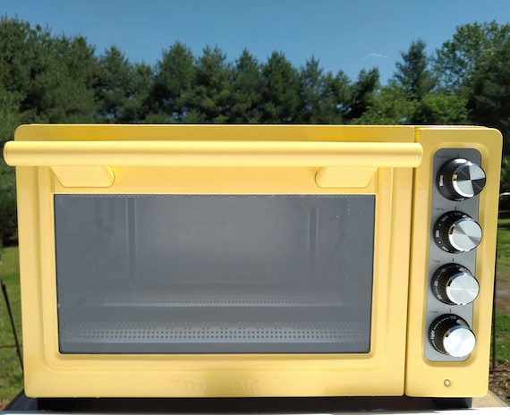 Kitchen Aid Toaster Oven | Majestic Yellow Kitchenaid Convection Toaster Oven Kitchenaid Convection Toaster Oven Custom Convection Oven Kitchenaid Appliances
