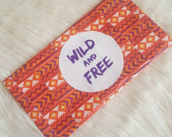 Wild and Free Pouch