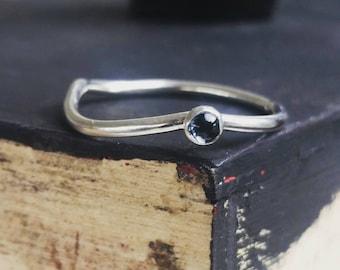 ARC Iolite ring