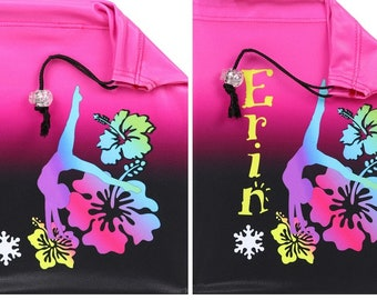 69d44509e261 Paradise Gymnastics Grip Bag - Can be personalized