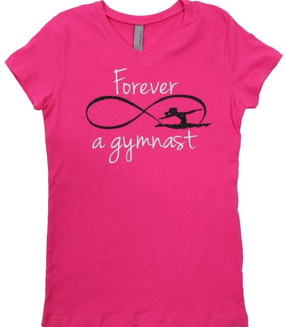 Snowflake Designs Gymnastics Rocks Retro T-Shirt