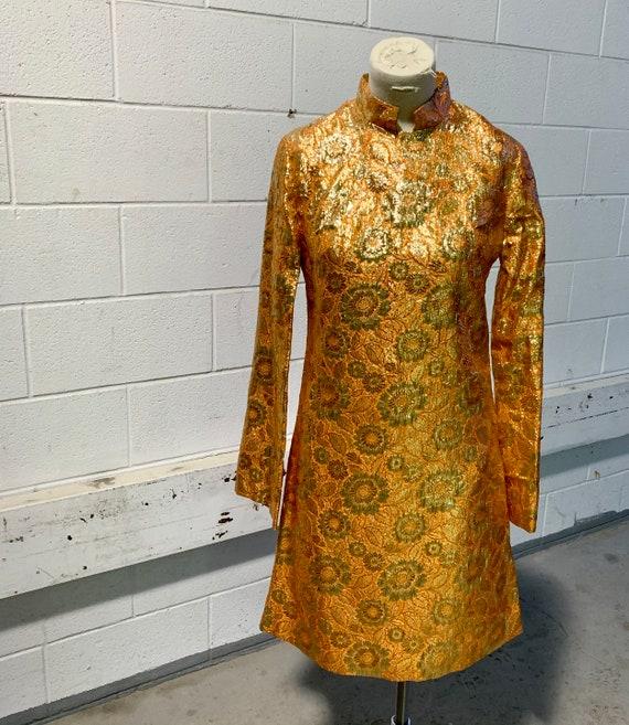 1970s Mod Dress