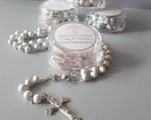 Rosary Favor - First Comm...