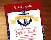 Nautical Birthday - Nauti...
