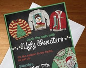 Ugly Sweater Party - Chri...