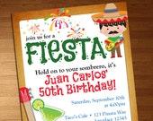 Fiesta Invitation - Fiest...