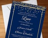 Wedding Invitation - Brid...
