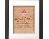 Grandma's Kitchen - G...