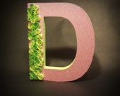Wooden Letter - Quilling ...