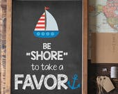 Nautical Sign - Printable...