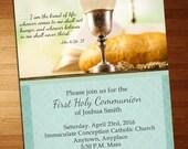 My First Communion Invita...