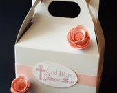 Pink Floral Boxes - Garde...