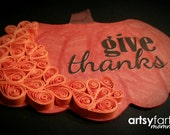 Give Thanks - Fall Decor ...