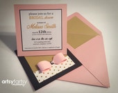 Pink and Gold Bridal Show...