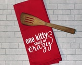 Funny Kitchen Towel - Cra...