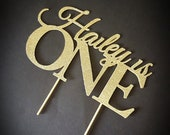 One Cake Topper - Cake To...