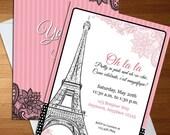 Paris Theme Party - Paris...