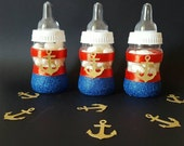 Nautical Baby Bottles - N...