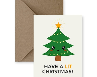 Funny christmas card cute christmas card cool christmas etsy funny christmas card cute christmas card cool christmas card christmas card for friend christmas card for boyfriend christmas cards m4hsunfo