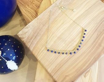 Zanzibar Lapis Lazuli necklace
