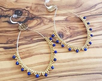 Zanzibar Lapis Lazuli Loops