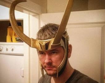 Thor Ragnarok Loki Helmet