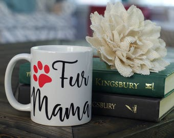 Fur Mama - Pet Lover