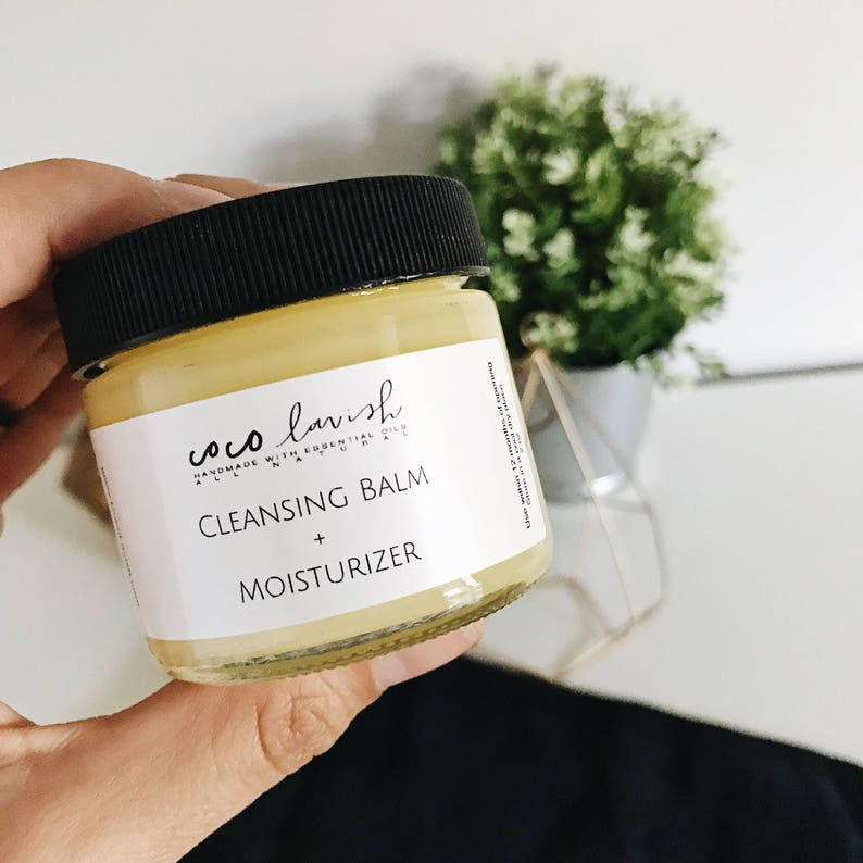 CLEANSING BALM  moisturizer // ocm // oil cleansing method // image 0