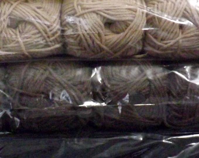 Panda Magnum 12 Ply   Knitting or Crochet Yarn Panda  Sand , Bear - Laguna - White - Black