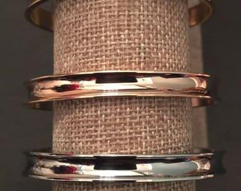 Stainless Steel Hairband Bracelets