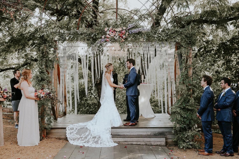 Hochzeit Hintergrund hängen Girlande Hochzeit Dekorationen | Etsy