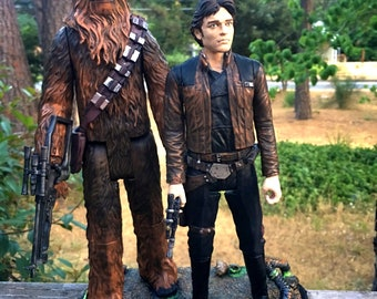 Solo collectible figures