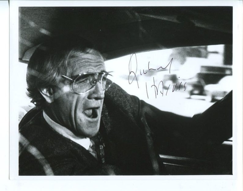 Richard Conrad Signed Autographed Photo Actor