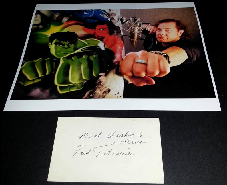 Autographs-original Orlando Jones Actor Comedian Evolution Movie Autographed Signed Index Card Movies