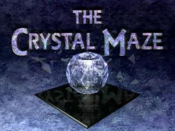 Sandra Caron signed autographed autograph card with a free bonus print  of the Crystal Maze