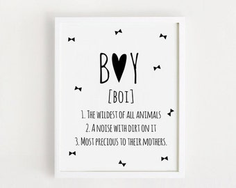 Baby Girls Quotes Sayings Wall Art Printable Poster Black And Etsy
