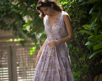 4dcc69c8cf88 Lavender Maxi Dress