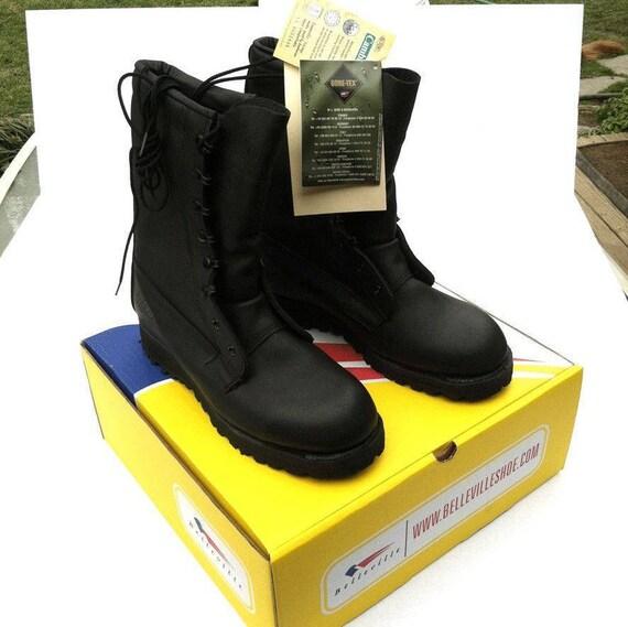 Military Stiefel, Belleville Kampf, kaltes Wetter, Größe 7 breit
