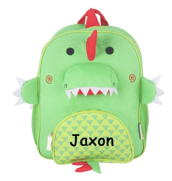 93792729ee Dinosaur Backpack Personalized Backpack Kids Backpack