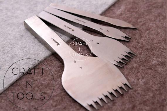 Vergez Blanchard Pricking Irons Leather Stitching Punch Chisel 2.07mm Size#13