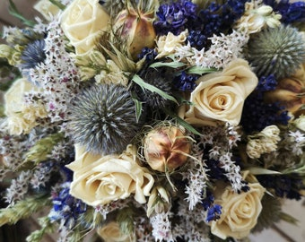 Beautiful Dried Flower Designs For All By Florenceandflowers