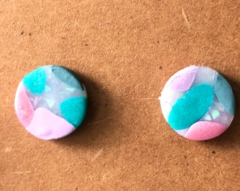 Mermaid Collection Studs #6