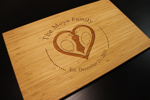 """The Legend of Zelda Triforce Emblem Themed Personalized Cutting Board 18/"""" x 11/"""""""
