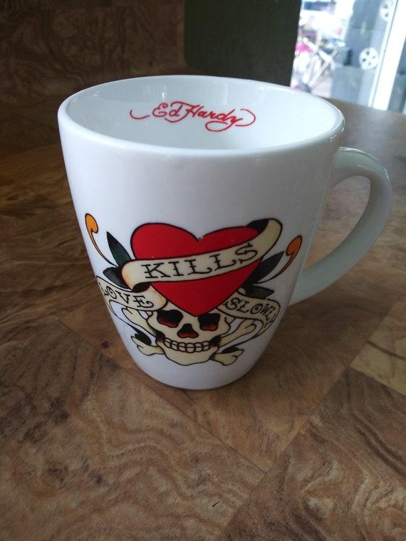 Jenkins Enterprises Michigan Wolverines Ceramic Relief Mug